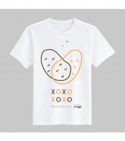 Overig # 596671 voor Design a T-Shirt for our Jacketz Baked Potato Shop Amsterdam  wedstrijd