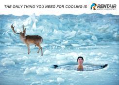 Advertentie, Print # 366003 voor advertentie ontwerp voor mobiele airconditioning voor serverrooms/computerrooms/datacenters wedstrijd