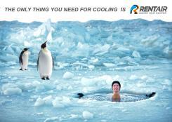 Advertentie, Print # 366005 voor advertentie ontwerp voor mobiele airconditioning voor serverrooms/computerrooms/datacenters wedstrijd