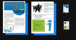 Advertentie, Print # 288707 voor A4 Product-Flyer wedstrijd