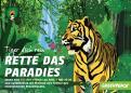 Print-Anzeige  # 350822 für Greenpeace Plakat-Wettbewerb 2014: Sujet für Plakat Kampagne zum Schutz des Sumatra Tigers Wettbewerb