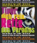 Print-Anzeige  # 350584 für Greenpeace Plakat-Wettbewerb 2014: Sujet für Plakat Kampagne zum Schutz des Sumatra Tigers Wettbewerb