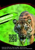 Print-Anzeige  # 342938 für Greenpeace Plakat-Wettbewerb 2014: Sujet für Plakat Kampagne zum Schutz des Sumatra Tigers Wettbewerb
