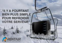 Advertentie, Print # 363904 voor advertentie ontwerp voor mobiele airconditioning voor serverrooms/computerrooms/datacenters wedstrijd