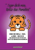 Print ad # 349179 for Greenpeace Poster contest 2014: Campaign for the protection of the Sumatra Tiger contest