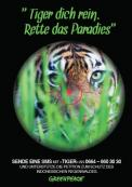 Print ad # 344677 for Greenpeace Poster contest 2014: Campaign for the protection of the Sumatra Tiger contest