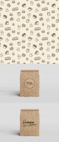 Huisstijl # 1179570 voor Hip ontwerp voor snackzak  vetvrij papier  servet etc  wedstrijd
