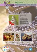 Website design # 155139 voor website voor Baroq Cakeboutique wedstrijd