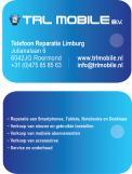 Visitekaartje # 1148169 voor Strak visitekaartje voor Telefoon reparatie  winkel wedstrijd