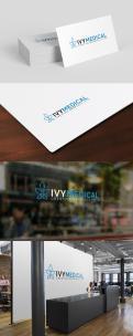 Visitekaartje # 983276 voor Logo  Huisstijl   Visitekaartje voor ivy medical wedstrijd