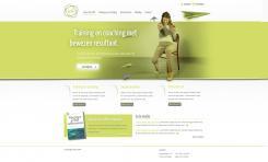 Webpagina design # 80802 voor Logo en Homepage modern Training en Coachingbedrijf wedstrijd