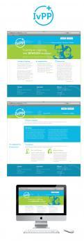 Webpagina design # 79555 voor Logo en Homepage modern Training en Coachingbedrijf wedstrijd