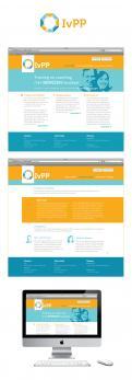 Webpagina design # 79556 voor Logo en Homepage modern Training en Coachingbedrijf wedstrijd