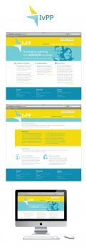 Webpagina design # 79557 voor Logo en Homepage modern Training en Coachingbedrijf wedstrijd