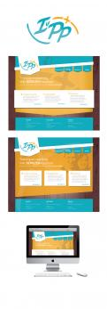 Webpagina design # 80761 voor Logo en Homepage modern Training en Coachingbedrijf wedstrijd