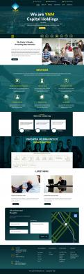 Website design # 1082298 for Design a Brand New and Modern Website contest