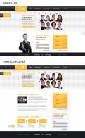 Website design # 150565 voor Website voor Incubator -> Wij helpen ondernemers door de eerste fase wedstrijd