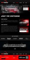 Website design # 426128 voor Website ontwerp chiptuning bedrijf wedstrijd