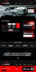 Website design # 426144 voor Website ontwerp chiptuning bedrijf wedstrijd