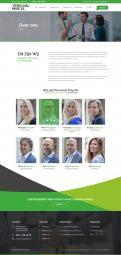 Website design # 945865 voor Redesign van bestaande website payrollorganisatie wedstrijd
