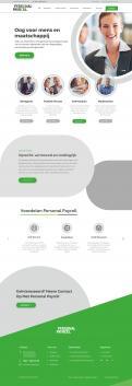 Website design # 950109 voor Redesign van bestaande website payrollorganisatie wedstrijd