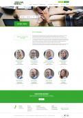 Website design # 941472 voor Redesign van bestaande website payrollorganisatie wedstrijd