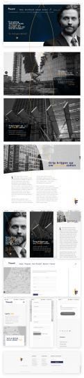 Website design # 1116877 for complete redesign website contest