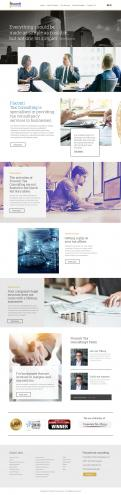 Website design # 1117551 for complete redesign website contest