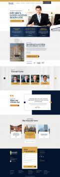 Website design # 1114851 for complete redesign website contest