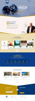 Website design # 1083231 for Design a Brand New and Modern Website contest
