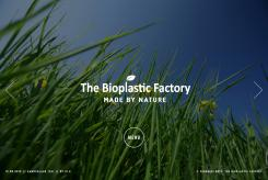 Website design # 435904 voor The Bioplastic Factory..we do good, but we want to do great with our new website! wedstrijd