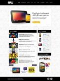 Website design # 161918 voor Nieuw uiterlijk voor grootste Android-website van NL en BE wedstrijd