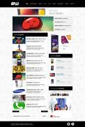 Website design # 163287 voor Nieuw uiterlijk voor grootste Android-website van NL en BE wedstrijd