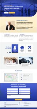Website design # 1088058 for Design a Brand New and Modern Website contest