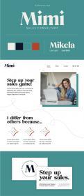 Website design # 1075648 voor Help mij aan een flitsende start als ondernemer! wedstrijd