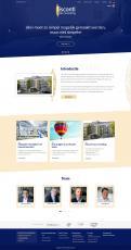 Website design # 1114007 for complete redesign website contest