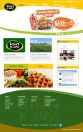 Website design # 178150 voor KING Kumpir website challenge wedstrijd