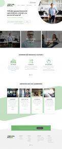Website design # 947310 voor Redesign van bestaande website payrollorganisatie wedstrijd