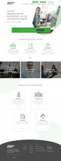 Website design # 947259 voor Redesign van bestaande website payrollorganisatie wedstrijd