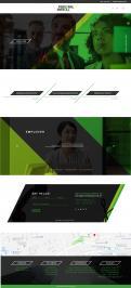 Website design # 942792 voor Redesign van bestaande website payrollorganisatie wedstrijd