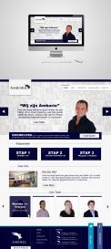 Website design # 143312 voor Website voor Incubator -> Wij helpen ondernemers door de eerste fase wedstrijd