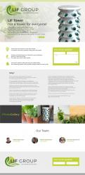 Website design # 1095866 for Attractive website page for our product! Preparation for launching our product by kickstarter contest