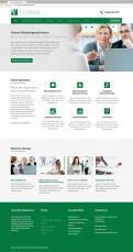Website design # 385731 voor Website Vossen Belastingadviseurs wedstrijd