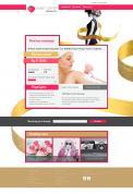 Website design # 305748 voor Nieuw design voor Dagaanbieder wedstrijd