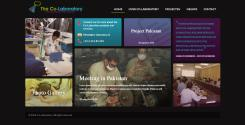 Website design # 375753 voor Internationale consultancy website met veel foto's en toch een professionele uitstraling wedstrijd