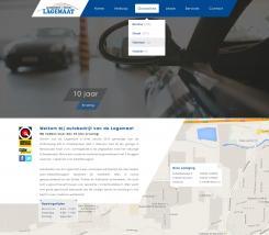 Website design # 427128 voor Fris ontwerp voor bestaande website. wedstrijd