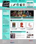 Website design # 143756 voor New Professional & Trendy design for our Website! wedstrijd