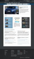 Website design # 419589 voor Website ontwerp chiptuning bedrijf wedstrijd