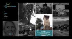 Website design # 371410 voor Internationale consultancy website met veel foto's en toch een professionele uitstraling wedstrijd