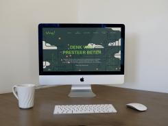 Website design # 990461 voor Vrij goede Consultants zoeken heel goed website ontwerp wedstrijd